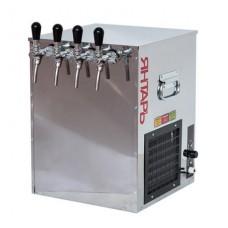 Надстоечный охладитель пива НОРД-60 на 4 сорта
