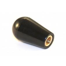 Ручка пивного крана черная пластиковая