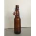 Бутылка с бугельной пробкой (темное стекло) 0,33 л.