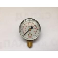 Манометр низкого давления от 0-6 бар, для редуктора