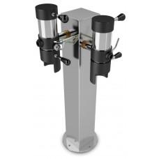 Пивная колонна КН-3.0 под Пегас на 2 сорта
